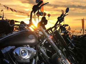 ​Each Harley-Davidson event has its own unique character