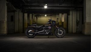 Pro Street Breakout represents a new dimension of CVO motorcycles