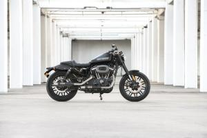 New Roadster - lean, powerful and connects the rider to the road