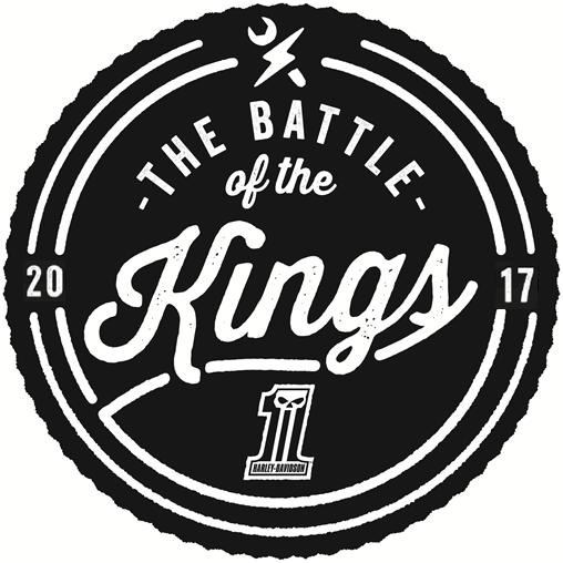 The Battle of the Kings logo. <br /> You can also <a href='/assets/documents/news/eu/2016-10/H-D BOTK-800x800-V4-Audio.mp4' target='_new' epress-feature-label='Download Video' epress-feature='news:doc-download'> download a video</a>.